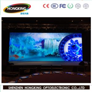 P7.62 High Definition Full Color Indoor LED Display Screen pictures & photos