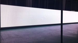 Indoor 1/32 Scan Rental Full Color LED Video Display pictures & photos