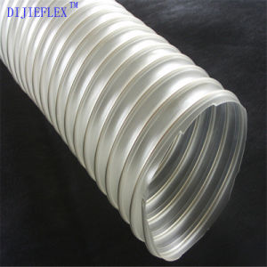 Food Grade Polyurethane Hose Toxic and Tasteless pictures & photos