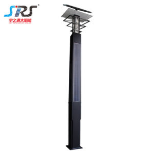 Outdoor 6W-20W LED Solar Garden Light with Pole pictures & photos