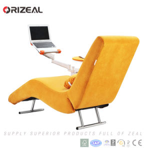 Ergonomic Computer Chair with Adjustable Laptop Holder (OZ-CC002) pictures & photos