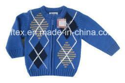 100 % Polyester High Quality Sweater for Kids pictures & photos