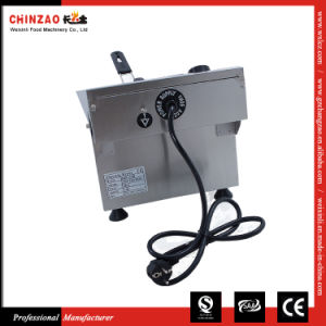 5.5L Single Tank Commercial Electric Deep Fryer pictures & photos