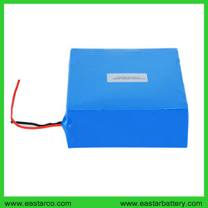 Rechargeable 48V 50ah Ifr32650 LiFePO4 Battery for Emergency Backup Power pictures & photos
