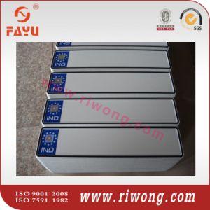 Gov Tender Aluminum Blank Car License Plates pictures & photos