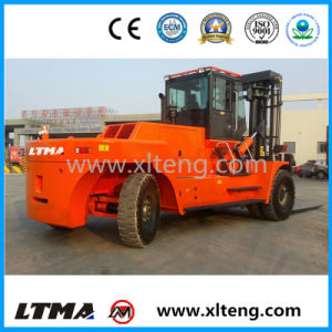 Hydraulic Maximal Forklift 30 Ton Diesel Forklift Price pictures & photos