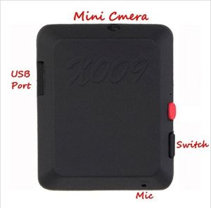 X009 Mini Quadband GSM Camera Audio Video Recorder Ear Bug Monitor GSM Monitor Video pictures & photos