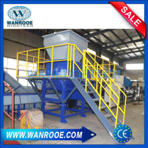 Industrial Use Four Shafts Shredder Machine pictures & photos