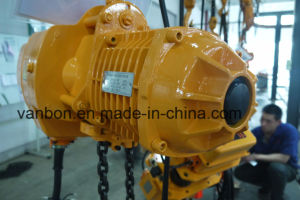 1.5ton Manual Trolley Type Electric Chain Hoist pictures & photos