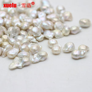12-13mm High Grade Quality Nucleated Baroque Single Pearl Wholesale pictures & photos