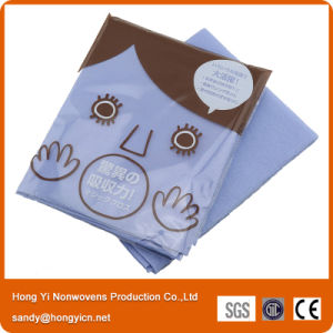 Reusable and Rewashable Non-Woven Fabric Cleaning Cloth, Needle Punched Cloth