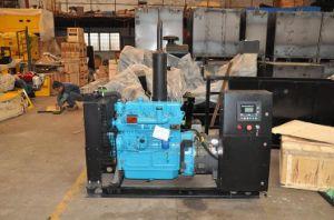 30kw Diesel Fuel Tank Generator pictures & photos