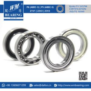 6013 Zz 2RS High Speed Spindle Radial Ball Bearing pictures & photos