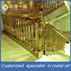 High-Quality and Europe Design Stainless Steel Indoor Stairs Handrail/Rainling pictures & photos
