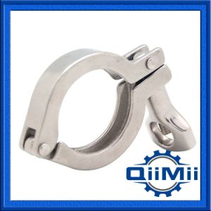 13mhhm Sanitary Stainless Steel Heavy Duty Clamp Pipe Fitting Clamp pictures & photos