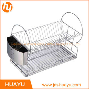 Galvanized Wire Rack Wire Rack Shelving with Certificate of Wire Racks Wire Basket pictures & photos