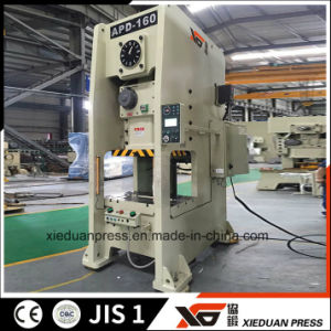 160ton Semi Closed H Frame Stamping Press pictures & photos