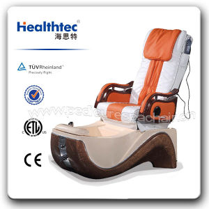 Hairdressing Manicure and Pedicure Chair (D201-16-K) pictures & photos