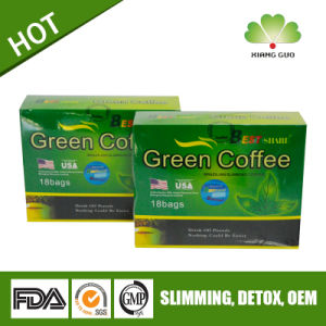Green Coffee Tea Weight Loss Fast Effect, Herbal Slimming Coffee Tea pictures & photos