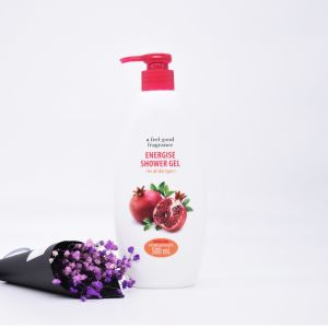 Hot Sell Body Care Pomegranate Shower Gel Smelling Nice Body Wash pictures & photos