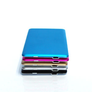 3000mAh Super Slim Portable Power Bank Mobile Phone Accessories Li-Polymer Battery pictures & photos