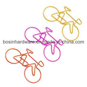 Bicycle Shape Enamel Papr Clips pictures & photos