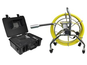 CCTV Drain Pipe Video Inspection Camera with Digital Counter pictures & photos
