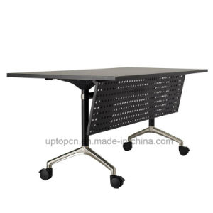 Commercial Office Folding Furniture with Metal Leg for Conference (SP-FT407) pictures & photos