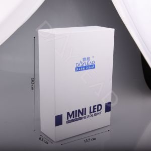 6000k 4800lm LED Headlight with Ce RoHS ISO9001 Certificate pictures & photos