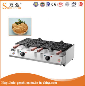 Commercial Taiyaki Electric Fish Cake Machine for Wholesale pictures & photos