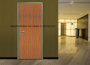 Installing Cutting Laminate Flooring Around Doors pictures & photos