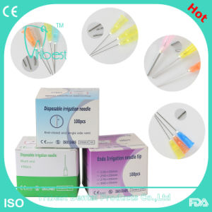 Disposable Dental Endo Irrigation Needle Tips pictures & photos