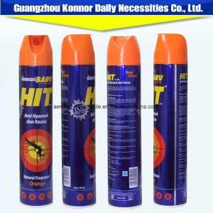 Chemial Aerosol Insect Killer Spray Flying Insects Killing Spray pictures & photos
