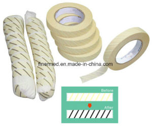 Medical Autoclave Steam Indicator Tape pictures & photos
