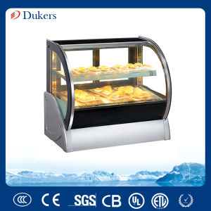 China Countertop Hot Pastry Display, Bakery Display Cabinet, Cake ...