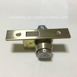 302 Profile Round Solid Lock and Security Solid Lock for Interior pictures & photos