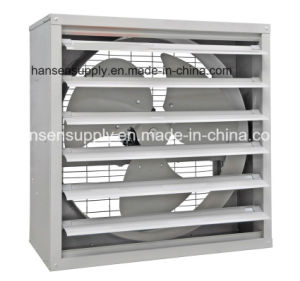 Guangzhou Greenhouse Ventilation Waterproof Exhaust Fan pictures & photos
