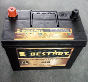 Bci 51r CCA490 SMF Car Battery for USA pictures & photos