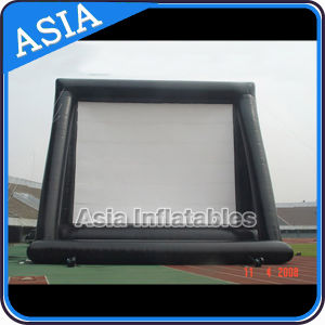 Inflatable Movie Screen, Rear Projection Inflatable Movie Screen, Inflatable Outdoor Movie Screen pictures & photos