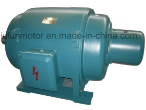 Jr Series Wound Rotor Slip Ring Motor Ball Mill Motor Jr138-6-320kw pictures & photos