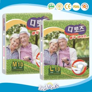 Hospital Adult Incontinence Disposable  Adult Diaper for South Korea pictures & photos