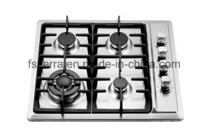 Household Appliance Hot Selling Gas Cooktop Gas Burner Gas Hobs Jzs54101 pictures & photos