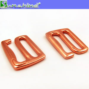 Swimwear Rose Gold Metal Hook in Water Proof pictures & photos