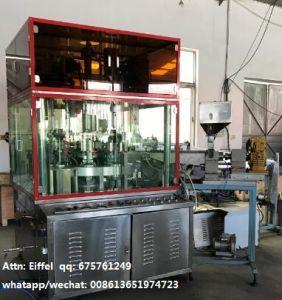 Aluminium Plastic Laminated Tube Shoulder Machine pictures & photos