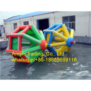 Water Park Games Inflatable Water Hot Wheel Water Game Toys pictures & photos