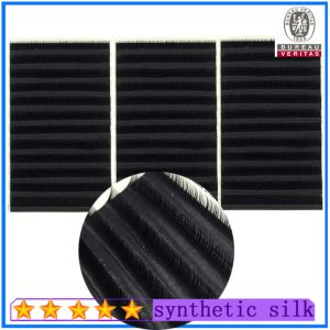 Factory Supply 0.2mm Black Synthetic Silk Eyelashes pictures & photos