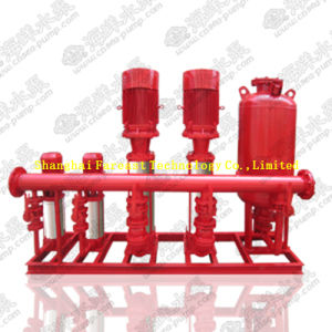 Fire Fighting Pressure Water Pump with Jockey Pump pictures & photos