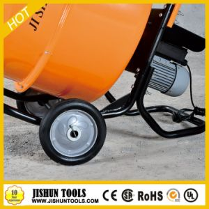 Electric Concrete Mixer with Handle pictures & photos