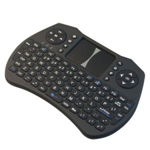 New Design Wireless Air Mouse 2.4GHz Mini Keyboard with Touchpad pictures & photos
