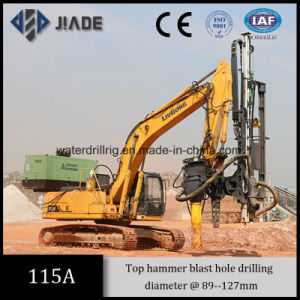 115A 127mm Blast Hole Hydraulic Rock Drills pictures & photos